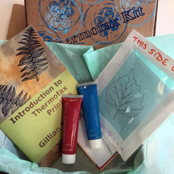 Gillian Cooper Thermofax Kit