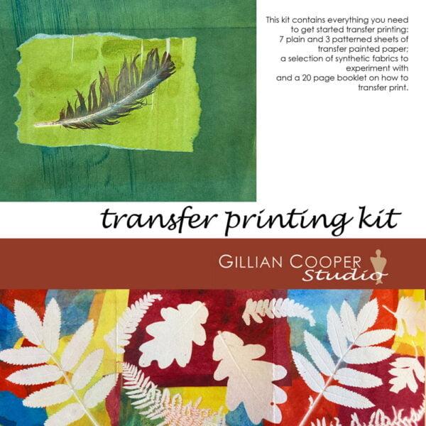 transfer print papers1 kit
