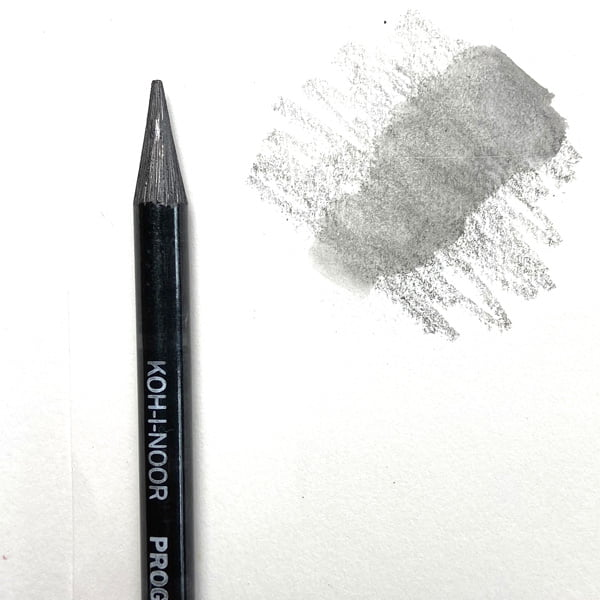 water soluable graphite pencil