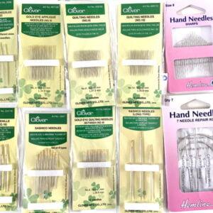hand stitch needles
