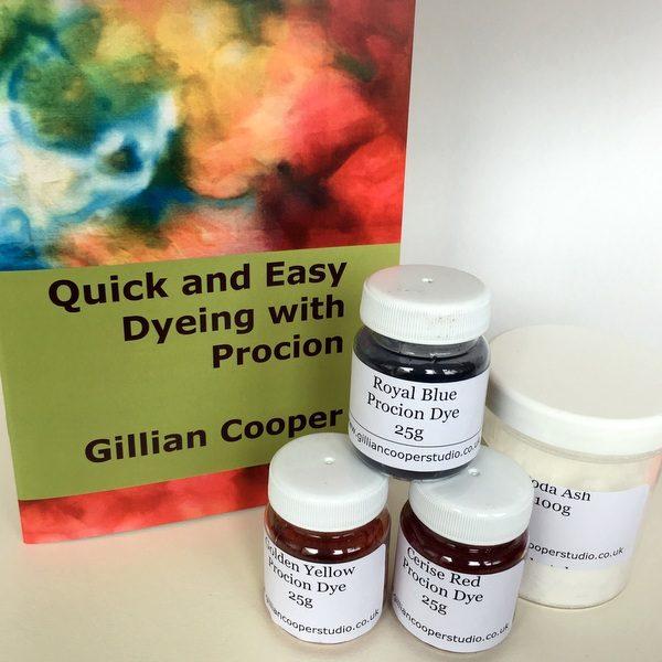 Procion dye kit