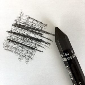 graphite stick