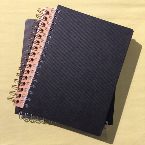 spiral bound sketchbooks