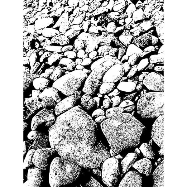stones pattern